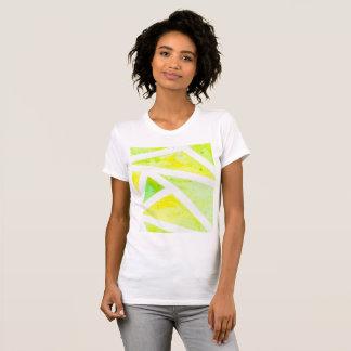 Camiseta Triângulo verde