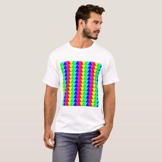 Camiseta Triângulos para cima e para baixo 10-5-2017
