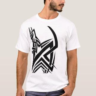 Camiseta Tribal preto