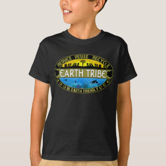 Camiseta Tribo da terra