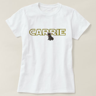 Camiseta Tributo a Carrie