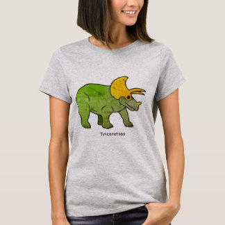 Camiseta Triceratops #3-1