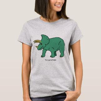 Camiseta Triceratops bonito