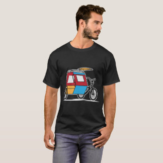 Camiseta Triciclo de Filipinas Padyak