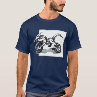 Camiseta Trike Draconic biomecânico