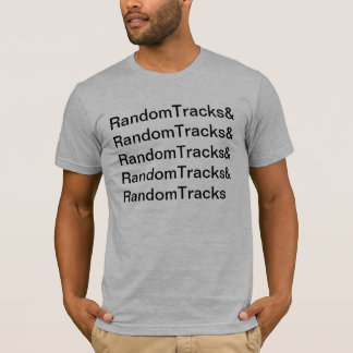 Camiseta Trilhas aleatórias