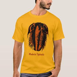 Camiseta Trilobite do fóssil de Modocia Typicalis