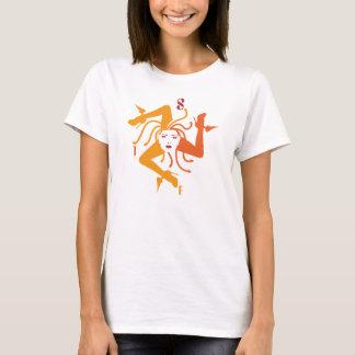 Camiseta Trinacria