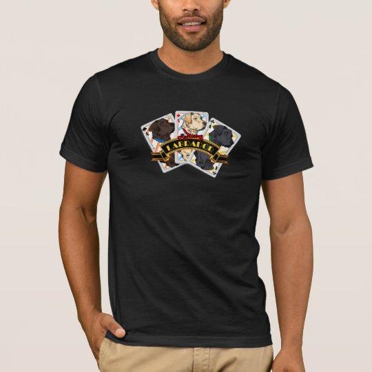 Camiseta Trinca de Labradores
