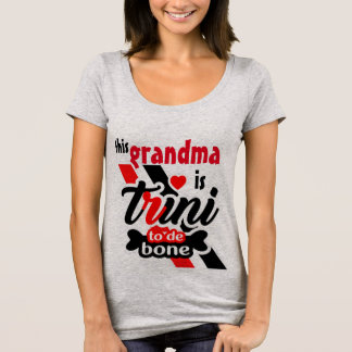Camiseta Trini ao osso (avó)