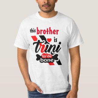 Camiseta Trini (editável) 2 de osso (irmão)