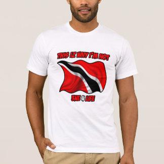Camiseta Trini: Este iz porque eu estou quente