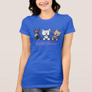 Camiseta Trio de KiniArt Terrier