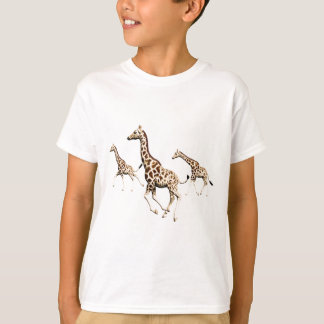 Camiseta Trio do girafa