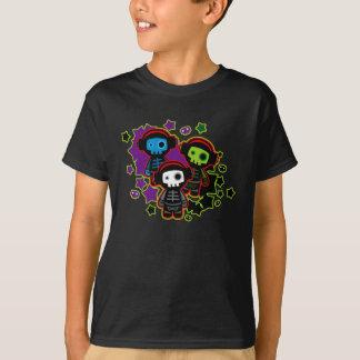 Camiseta trio do skeletor