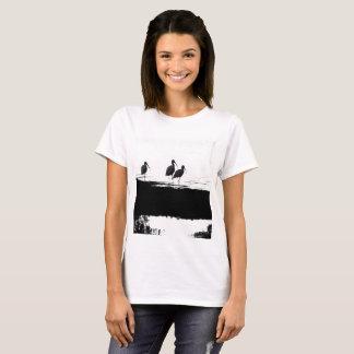Camiseta Trio dos íbis