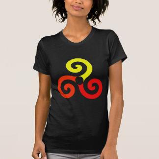 Camiseta Triskélion