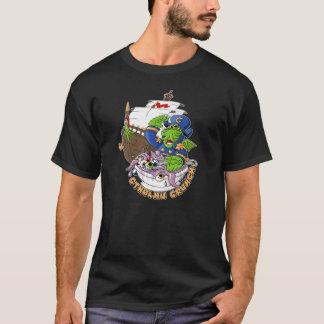 Camiseta Trituração V2 de Cthulhu