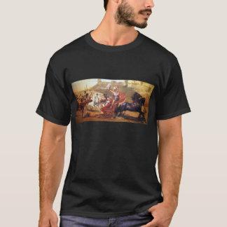 Camiseta Triumph de Achilles - fresco em Corfu - Achellion