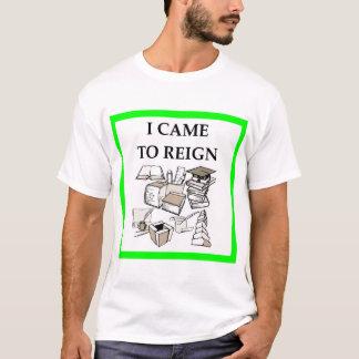 Camiseta trivialidade