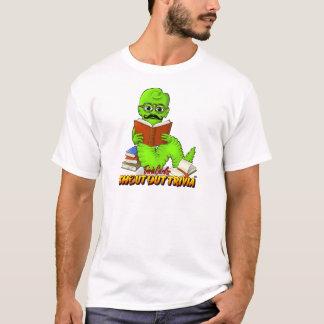 Camiseta Trivialidade dos livros