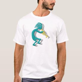 Camiseta Trombeta de Kokopelli
