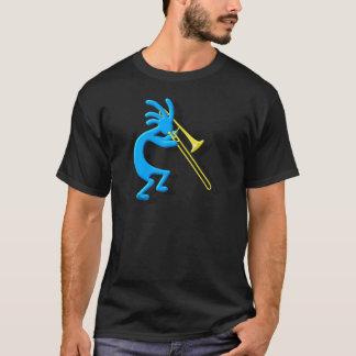 Camiseta Trombone de Kokopelli