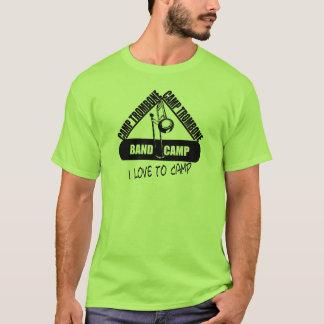 Camiseta Trombone do acampamento