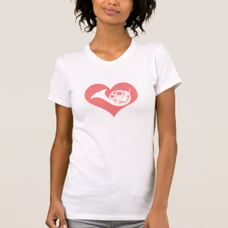 Camiseta Trompa francesa do amor