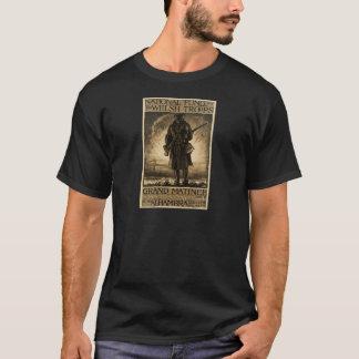 Camiseta Tropas de Galês