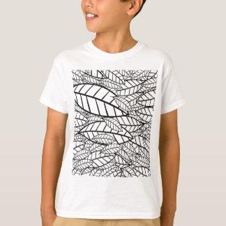 Camiseta tropical grande
