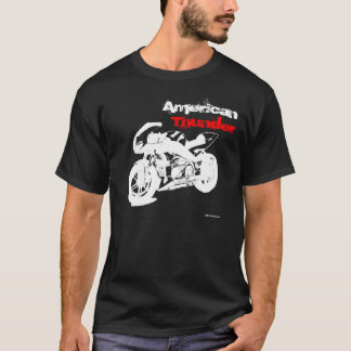 Camiseta Trovão americano (ESCURO)