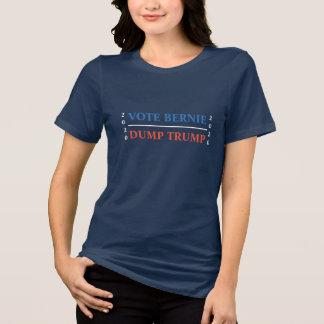 Camiseta Trunfo da descarga de Bernie do voto