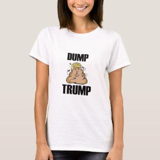Camiseta Trunfo da descarga engraçado