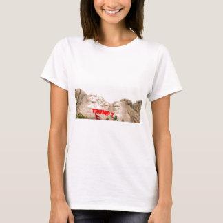 Camiseta Trunfo do Monte Rushmore?