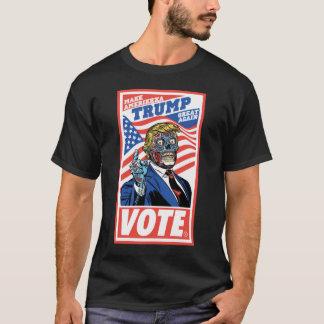 Camiseta TRUNFO do VOTO de AmeriKKKa