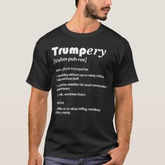 Camiseta Trunfo-ery Defin. T-shirt escuro #4 da sátira