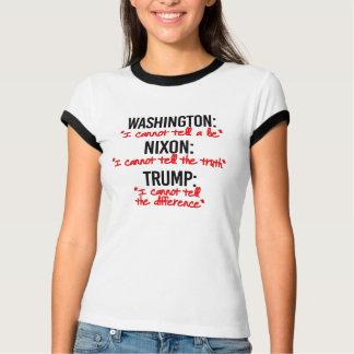 Camiseta TRUNFO - eu não posso dizer a diferença na verdade