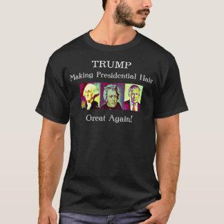 Camiseta Trunfo - fazendo o EXCELENTE presidencial do