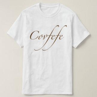 Camiseta Trunfo Meme do t-shirt de Covfefe