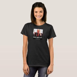 Camiseta Trunfo - o trave acima - t-shirt, W-preto básico