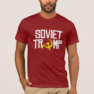 Camiseta Trunfo soviético -- Design do Anti-Trunfo - -