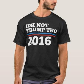Camiseta Trunfo Tho de Idk não