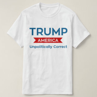 Camiseta Trunfo Unpolitically correto