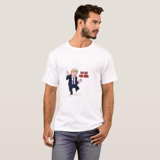 Camiseta Trunfo você é Tshirt falsificado da notícia