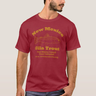 Camiseta Truta de New mexico Gila