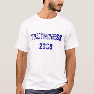 CAMISETA TRUTHINESS 2008