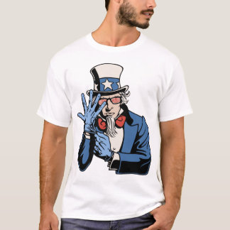Camiseta TSA- tio Sam
