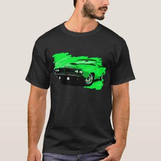 Camiseta Tshirt 1970 do carro de Plymouth Cuda Convetible