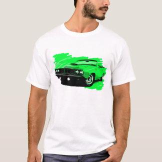 Camiseta Tshirt 1971 convertível do carro de Plymouth Cuda